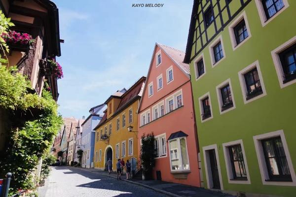 探索巴伐利亚——中世纪世界的记录